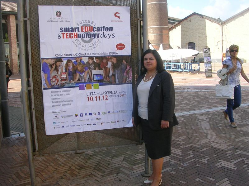 Smart Education & Technology Days 2012