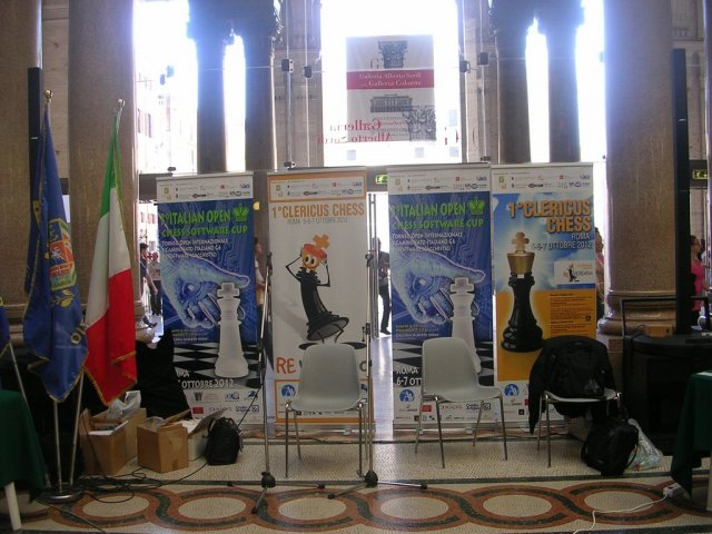 1° Clericus Chess International Championship